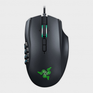 Razer - Naga Chroma Ergonomic MMO Gaming Mouse