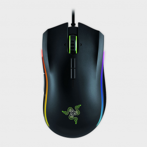 Razer - Mamba Tournament Edition Chroma Gaming Mouse (Black)
