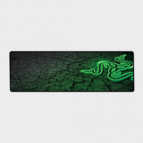 Razer - Goliathus Control Fissure Edition Soft Gaming Mouse Mat - Extended
