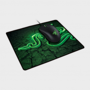 Razer - Goliathus Control Fissure Edition Soft Gaming Mouse Mat - Medium