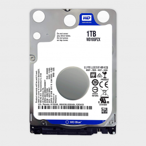1TB Laptop internal  hard disk drive WD (wd10spzx-08Z10T1)