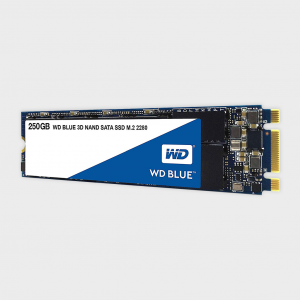 Wd - blue 3d nand 250gb pc m.2 ssd (wds250g2b0b)