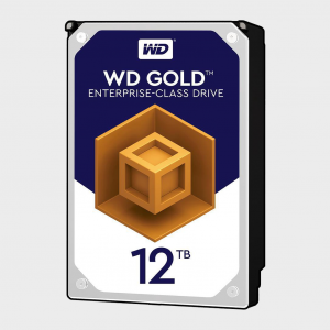 WD - Gold 12TB Enterprise Class HDD (WD121KRYZ)