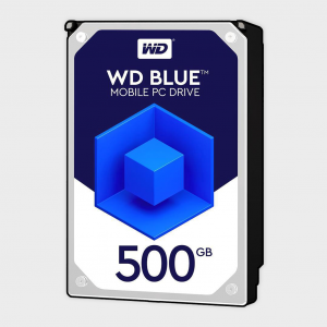 Wd - blue 500gb mobile hard disk drive (wd5000lpcx)