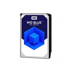 WD - Blue 3TB Internal Hard Drive (WD30EZRZ)