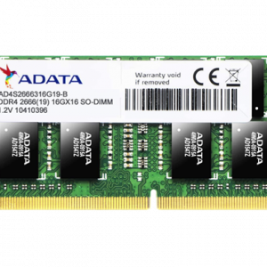 Adata-4GB DDR4 2666MHZ Laptop Ram Memory Module (SO-DIMM)