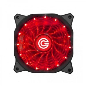 Cg led fan 16xr red
