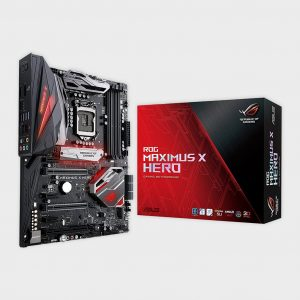 Asus- Maximus X Hero Motherboard
