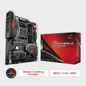 Asus- Motherboards ROG Crosshair VI Extreme