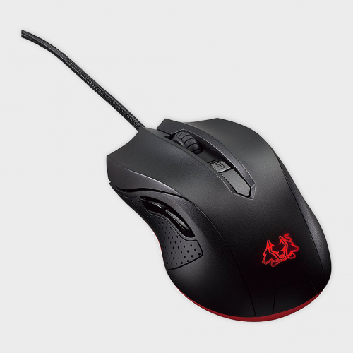 Asus- cerberus gaming mouse black (crbs-mouse)