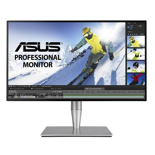 Asus proart pa27ac hdr professional monitor - (68.58 cm)27, wqhd, hdr-10, 100% of srgb, color accuracy δe < 2, thunderbolt™ 3, hardware calibration