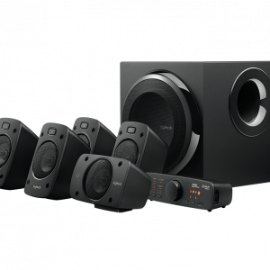 GamesnComps - LOGITECH Z906 Surround Sound Speaker System Logitech
