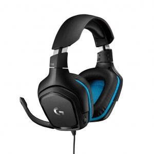 GamesnComps - LOGITECH G431 7.1 SURROUND SOUND GAMING HEADSET