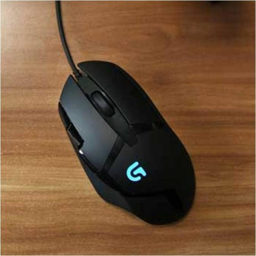GamesnComps - LOGITECH G402 Hyperion Fury Ultra Fast FPS Gaming Mouse