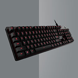 logitech g413 anti ghosting