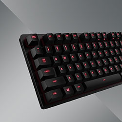 logitech g413 precision key lightning