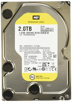 2TB Gold Enterprise