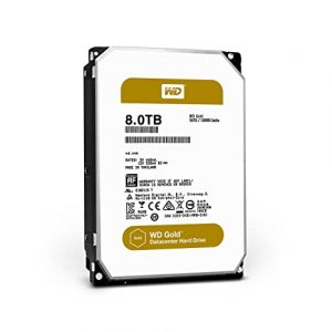 gamesncomps WESTERN DIGITAL WD 8TB Gold Enterprise HDD