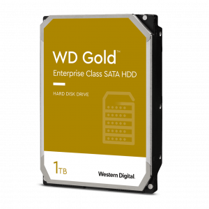 gamesncomps WESTERN DIGITAL WD 1TB Gold Enterprise Class HDD