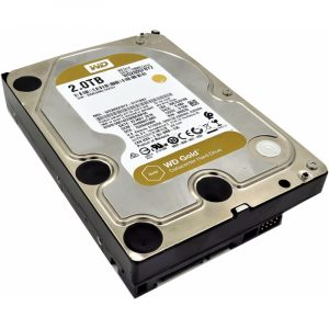 gamesncomps WESTERN DIGITAL WD 2TB Gold Enterprise HDD