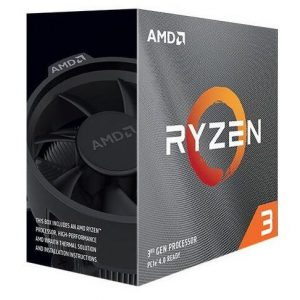 GamesnComps - AMD RYZEN 3 3100