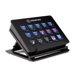 GamesnComps - ELGATO STREAM DECK WITH 15 KEYS
