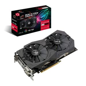 gamesncomps ASUS RADEON RX570 8GB ROG STRIX GAMING