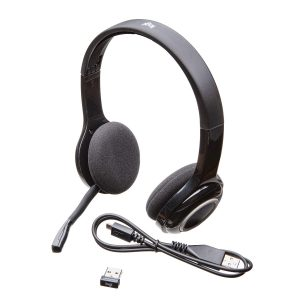 gamesncomps LOGITECH H600 WIRELESS GAMING HEADSET
