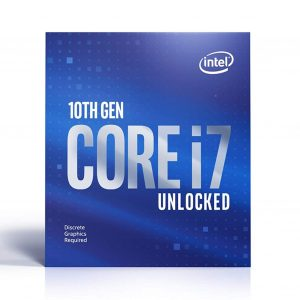 GamesnComps - INTEL CORE i7 10700KF