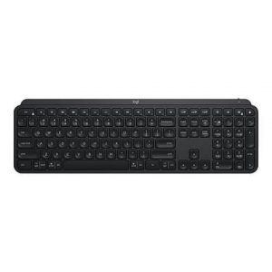 GamesnComps - LOGITECH MX KEYS WIRELESS ILLIMINATED KEYBOARD