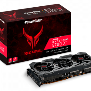 GamesnComps - POWERCOLOR RED DEVIL RX5700XT 8GB DDR6 3