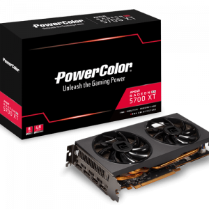 GamesnComps - POWERCOLOR Radeon RX 5700 XT - AXRX 5700 XT 8GBD6-3DH 2