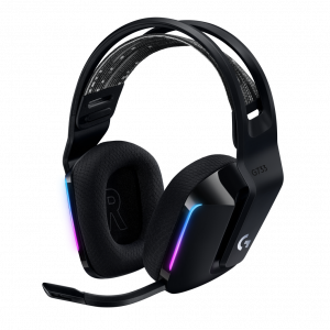 gamesncomps LOGITECH G733 LIGHTSPEED WIRELESS RGB HEADSET