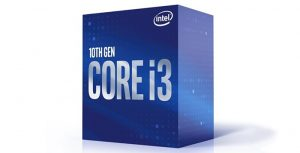 GamesnComps - Intel Core i3-10100F