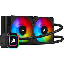 GamesnComps - Corsair iCUE H100i Elite Capellix Liquid CPU Cooler