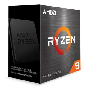 GamesnComps - AMD RYZEN 9 5950X