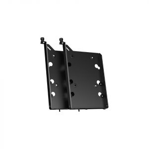 gamesncomps Fractal Design HDD Drive Tray Kit - Type-B for Define 7 Series and Compatible Fractal Design Cases - Black (2-pack) 1