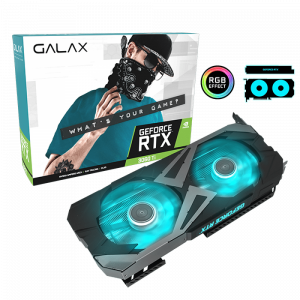 gamesncomps GALAX GeForce RTX3060 Ti EX (1-Click OC)