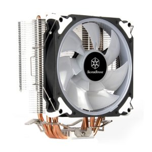 gamesncomps SILVER STONE AR12-RGB CPU COOLER
