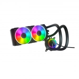gamesncomps Fractal Celsius+ S24 Prisma 240MM LIQUID COOLER 1