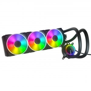 gamesncomps Fractal Celsius+ S36 Prisma 360MM ARGB LIQUID COOLER