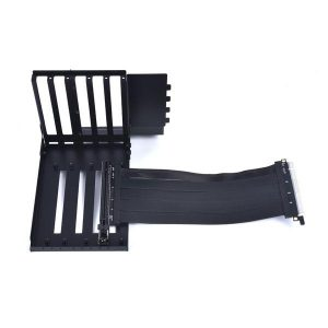 gamesncomps LIAN LI O11DXL-1 Vertical Graphics Card Holder With Riser Cable For O11 Dynamic XL 2