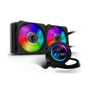 gamesncomps GIGABYTE AORUS 280 ARGB ALL IN ONE 280MM CPU LIQUID COOLER3