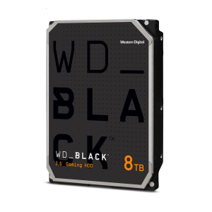 gamesncomps WESTERN DIGITAL WD BLACK 8TB Performance Desktop HDD