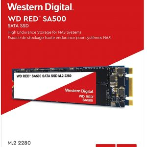 gamesncomps Western Digital WD Red SA500 NAS 500GB 3D NAND Internal SSD