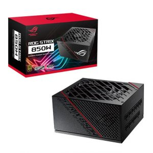 gamesncomps Asus ROG Strix 850W 80Plus GOLD Power Supply
