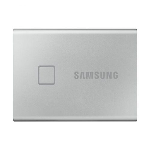 gamesncomps SAMSUNG T7 TOUCH 2TB SILVER EXTERNAL SSD1