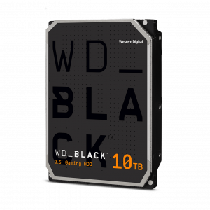gamesncomps WESTERN DIGITAL WD BLACK 10TB Performance Desktop HDD