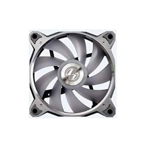 gamesncomps Lian Li Bora Digital Space Grey 120mm ARGB Cabinet Fan (Triple Pack)