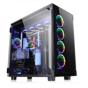 gamesncomps THERMALTAKE View 91 Tempered Glass RGB Edition7